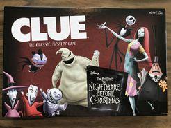 Clue: Tim Burton's The Nightmare Before Christmas