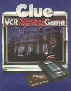 Clue VCR Mystery Game