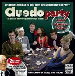 Cluedo Party: Tudor Mansion Edition