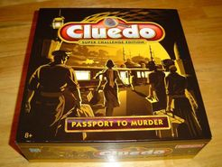 Cluedo  Passport to Murder