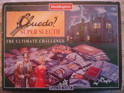 Cluedo Super Sleuth