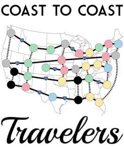 Coast to Coast: Travelers