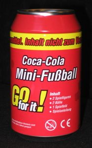 Coca-Cola Mini-Fußball