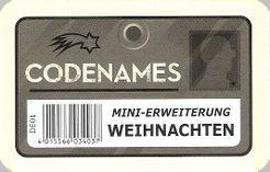 Codenames: Bonus Pack – Weihnachten