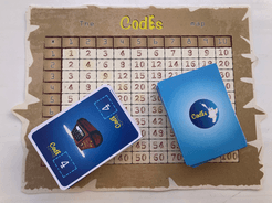 Codes Card Game