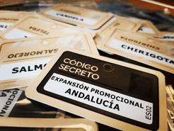 Código secreto: Expansión promocional Andalucía