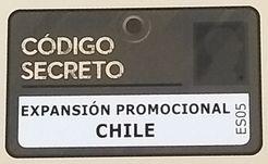 Código Secreto: Expansión promocional Chile