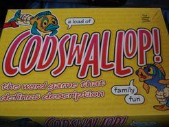 Codswallop!