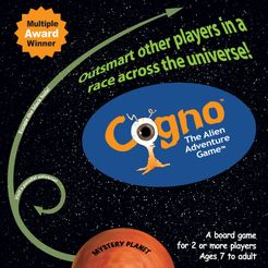 Cogno: The Alien Adventure Game