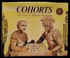 Cohorts: Game of Roman Checkers