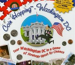 Coin Hopping: Washington DC