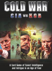 Cold War: CIA vs KGB