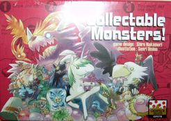 Collectable Monsters!
