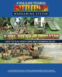 Collectors Battlefield Wargaming System: D-Day – Battle of Carentan