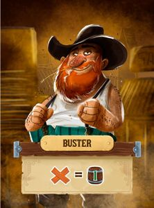 Coloma: Buster Promo Card