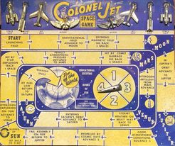 Colonel Jet Space Game