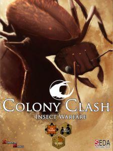 Colony Clash: Insect Warfare