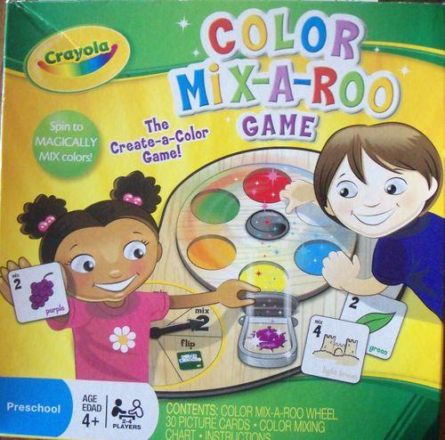 Color Mix-A-Roo