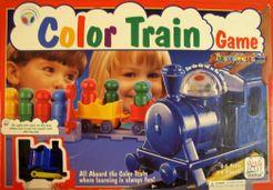 Color Train Game