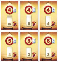 Coloretto: The Limit Cards