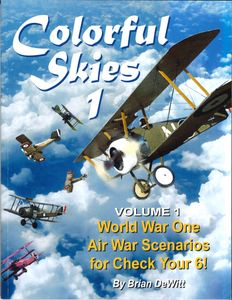 Colorful Skies: WWI Air War Scenarios