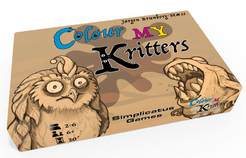 Colour MY Kritters