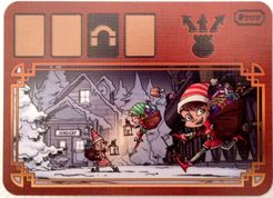 Colt Express: North Pole Station