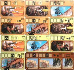 Colt Express: Promo Cards