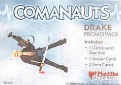 Comanauts: Drake Promo Pack