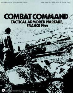 Combat Command: Tactical Combat in Europe, 1944