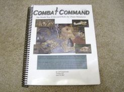 Combat Command: World War II Skirmish Rules for 25mm Miniatures