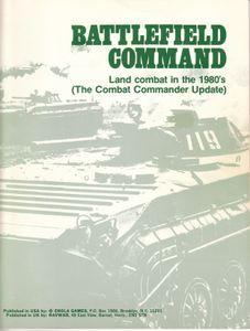 Combat Commander 1973-1983: Battlefield Command – Land Combat in the 1980's