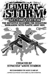 Combat Storm (Second Edition)
