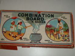 Combination Board 4 Games
