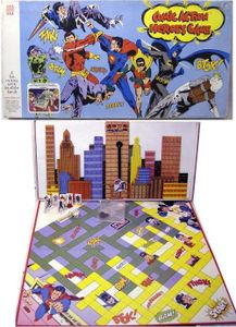 Comic Action Heroes Game