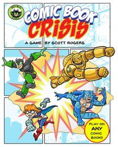 Comic Book Crisis