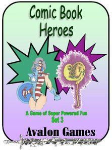 Comic Book Heroes 3