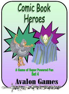Comic Book Heroes 4