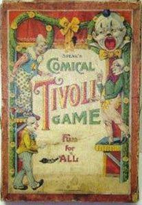 Comical Tivoli Game