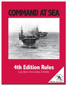 Command at Sea (4th Edition)