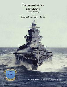 Command at Sea: 4th Edition – War at Sea 1926-1955