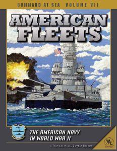 Command at Sea: Volume VIII – American Fleets: The American Navy in World War II