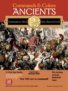Commands & Colors: Ancients Expansion Pack #5 – Epic Ancients II