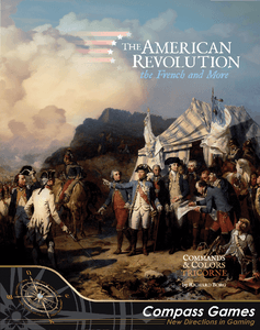 Commands & Colors Tricorne: The American Revolution – The French & More!