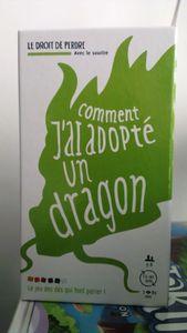 Comment j'ai adopté un dragon