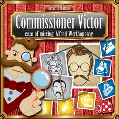 Commissioner Victor: Case of Missing Alfred Worthapenny