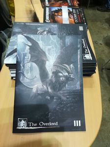 Compendium: The Overlord – Tome III (Fan expansion to Mythic Battles: Pantheon)