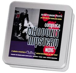 Complete Whodunit Mystery Night