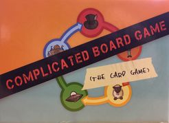 Complicated Board Game the Card Game