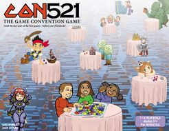 CON521: The Game Convention Game